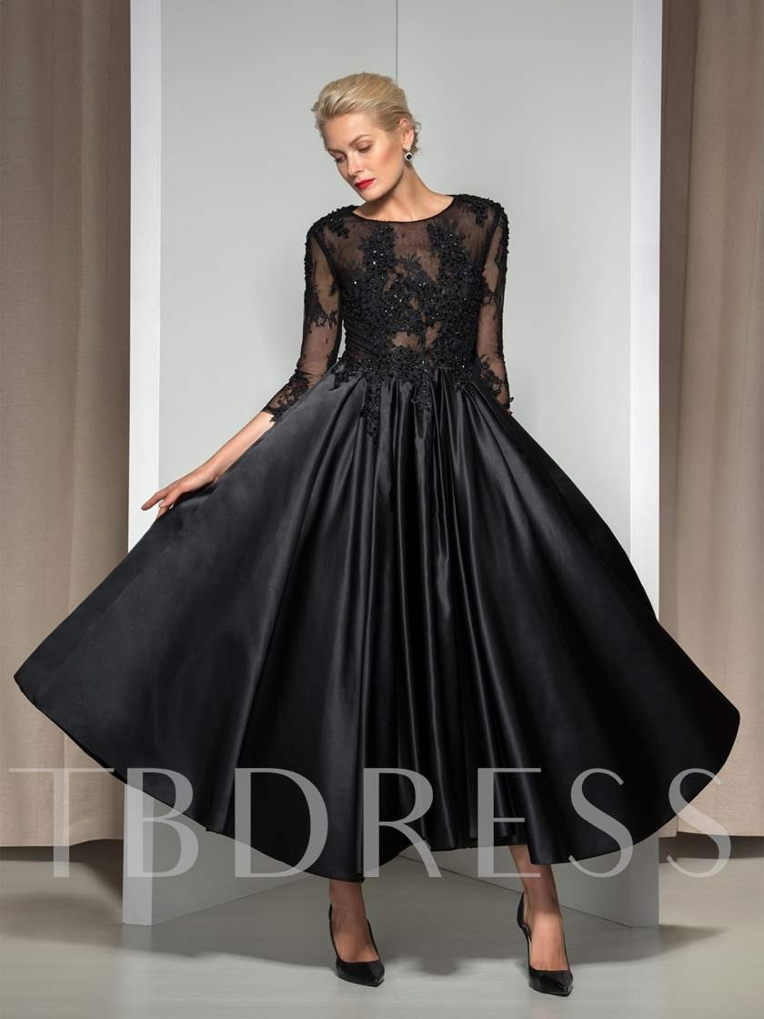 Designer Wunderbar Abendkleid Wadenlang für 2019Abend Ausgezeichnet Abendkleid Wadenlang für 2019