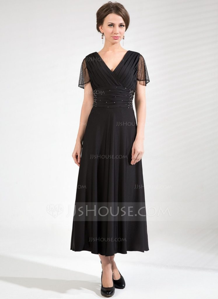 Abend Top Abendkleid Wadenlang für 2019 - Abendkleid