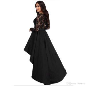 13 Coolste Schwarzes Kleid Mit Spitze Langarm Ärmel13 Luxus Schwarzes Kleid Mit Spitze Langarm Bester Preis