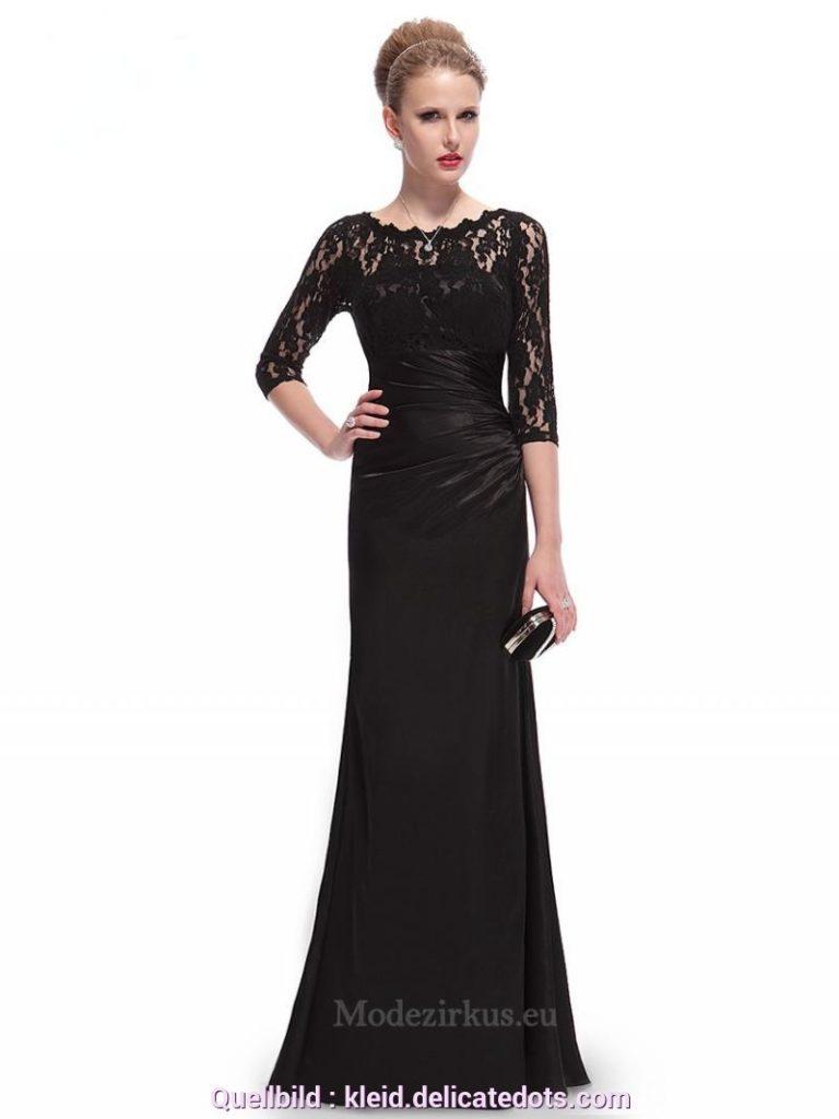 9 Spektakulär Langes Kleid Spitze Ärmel - Abendkleid