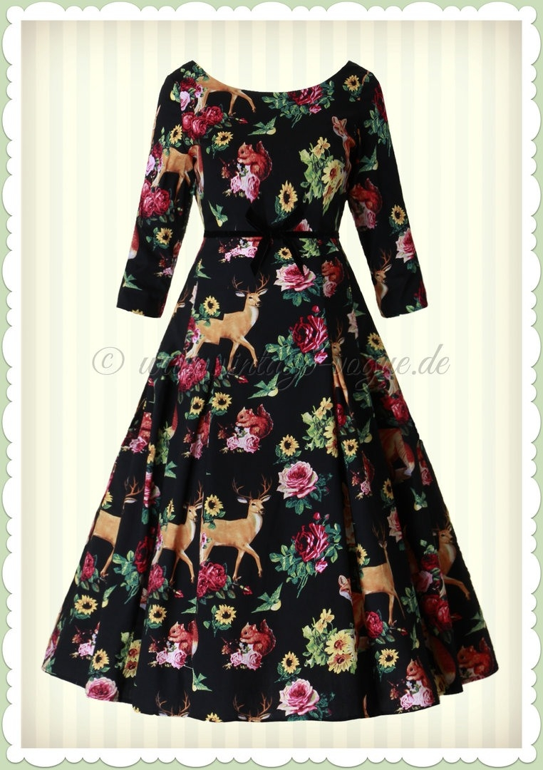 Designer Top Kleid Schwarz Blumen SpezialgebietFormal Schön Kleid Schwarz Blumen für 2019