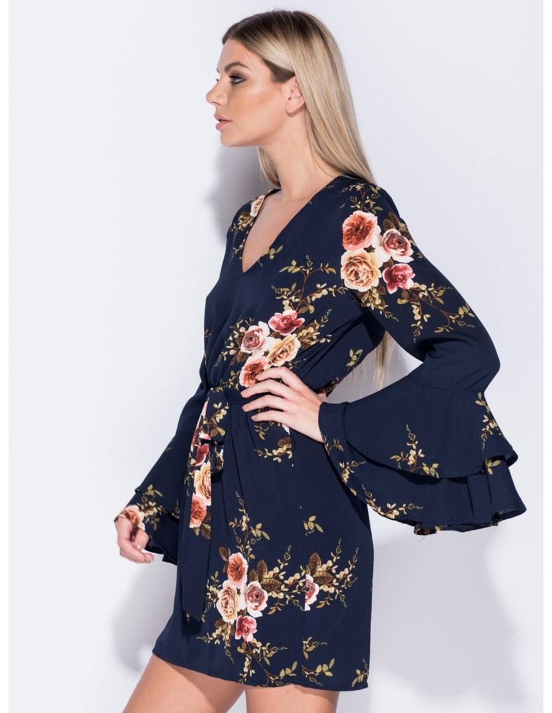 13 Einzigartig Blumenkleid Lang BoutiqueAbend Schön Blumenkleid Lang Spezialgebiet