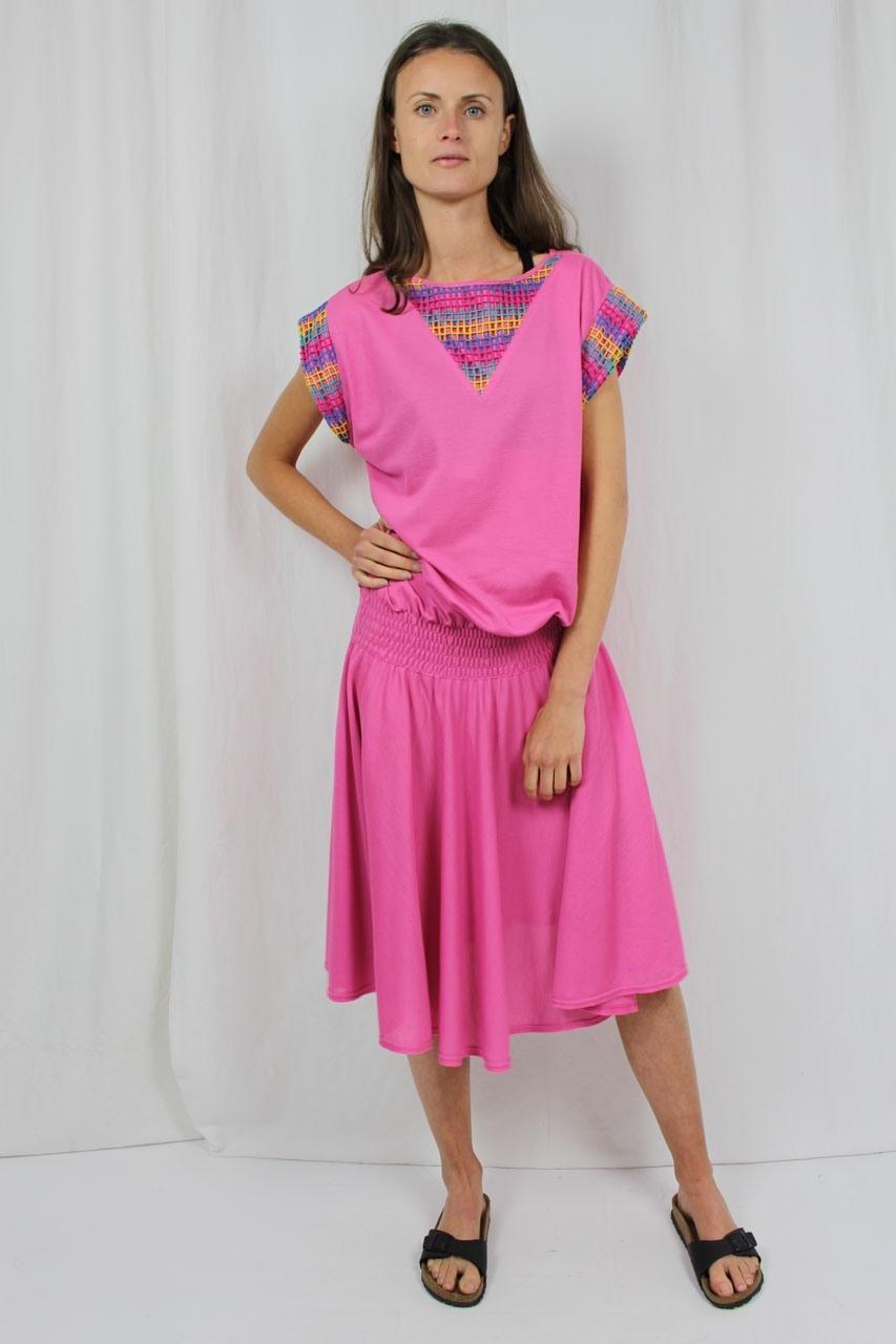 Designer Genial Kleid Rosa Design15 Luxus Kleid Rosa Bester Preis