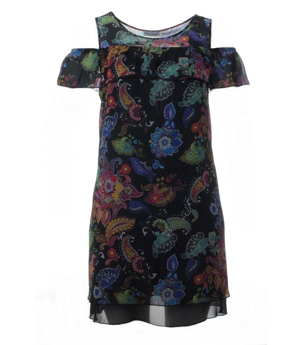 Einfach Sommerkleid Schwarz BoutiqueFormal Wunderbar Sommerkleid Schwarz Stylish