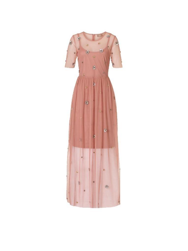 13 Schön Kleid Rosa Galerie Einzigartig Kleid Rosa Galerie