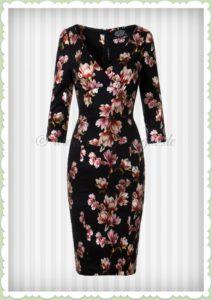 13 Großartig Kleid Schwarz Blumen Design10 Einfach Kleid Schwarz Blumen Bester Preis