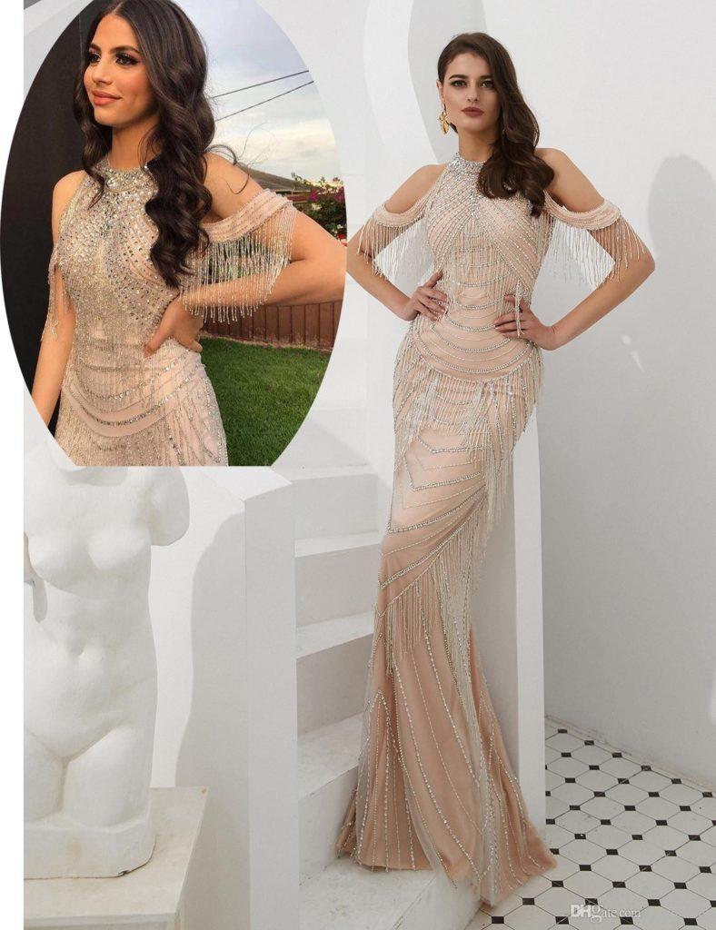 Boutique Elegant Kleider Abendkleid Abendgarderobe 200 eWEHD20Yb20I