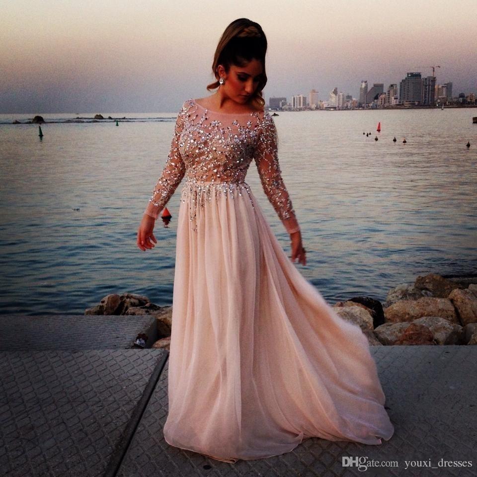15 schön türkische abendkleider Ärmel - abendkleid