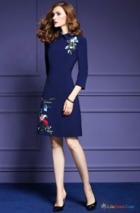 13 Luxus Knielange Kleider Herbst Stylish10 Erstaunlich Knielange Kleider Herbst Boutique