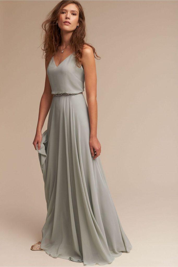 online populäres Design abgeholt Formal Einfach Kleider Für Trauzeugin Vertrieb - Abendkleid