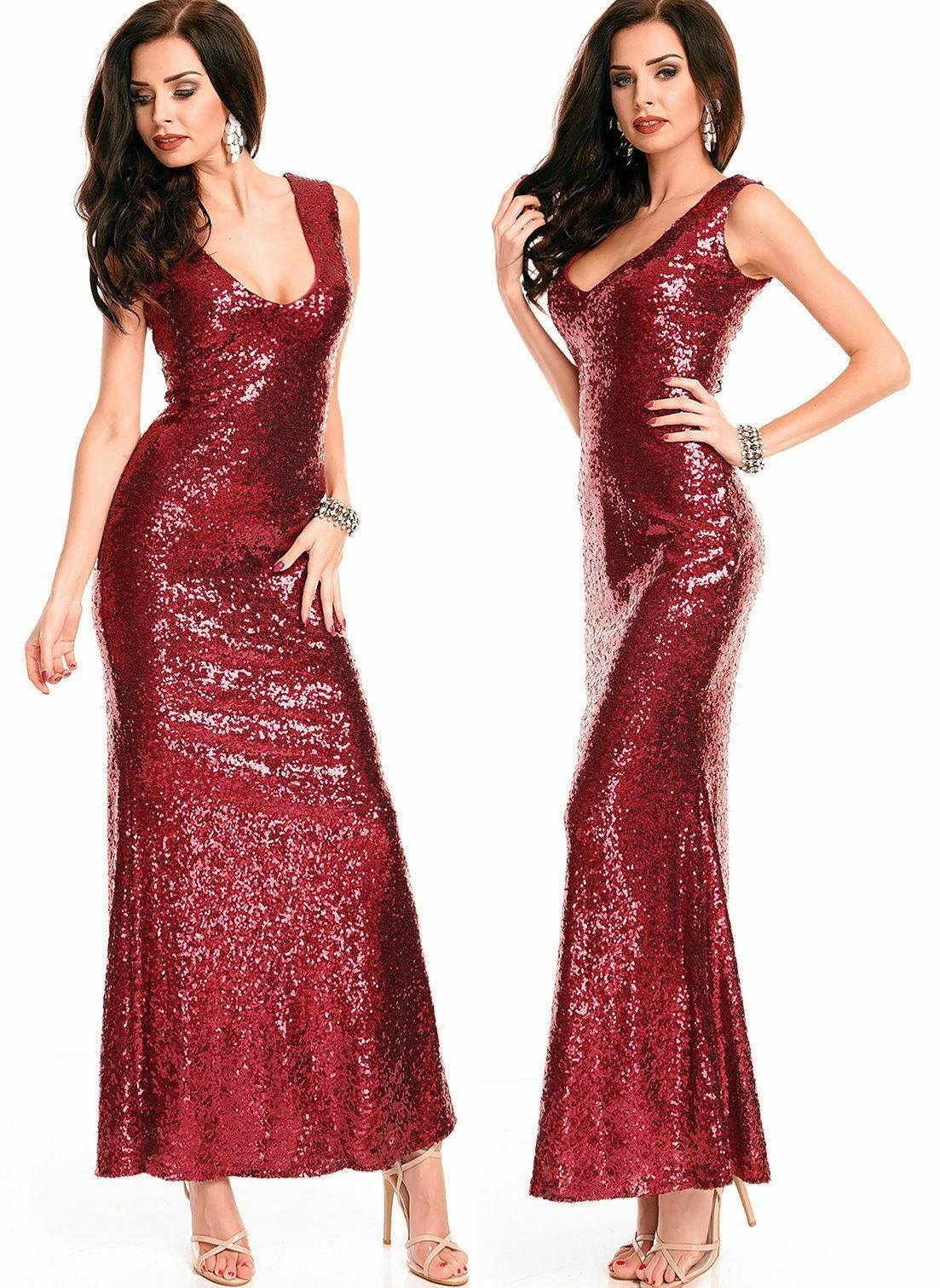 15 Einfach Pailletten Kleid Abendkleid StylishAbend Genial Pailletten Kleid Abendkleid Bester Preis