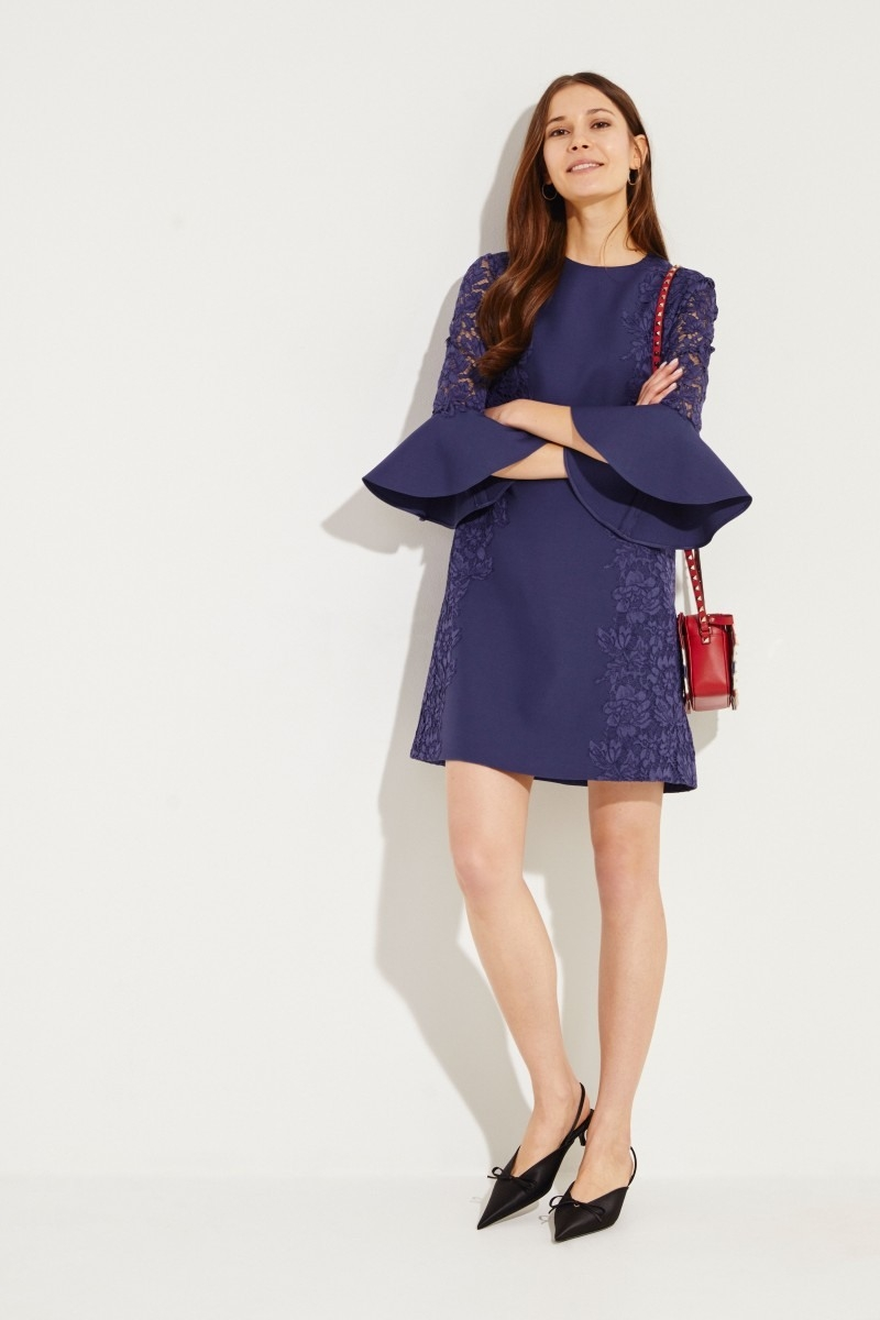 Kreativ Kleid Marineblau Galerie13 Wunderbar Kleid Marineblau Bester Preis