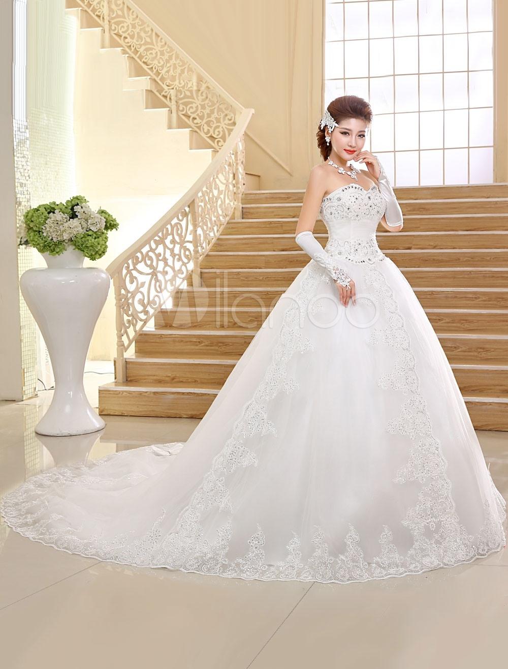 10 Luxurius Brautkleid Mit Schleppe VertriebAbend Schön Brautkleid Mit Schleppe Stylish