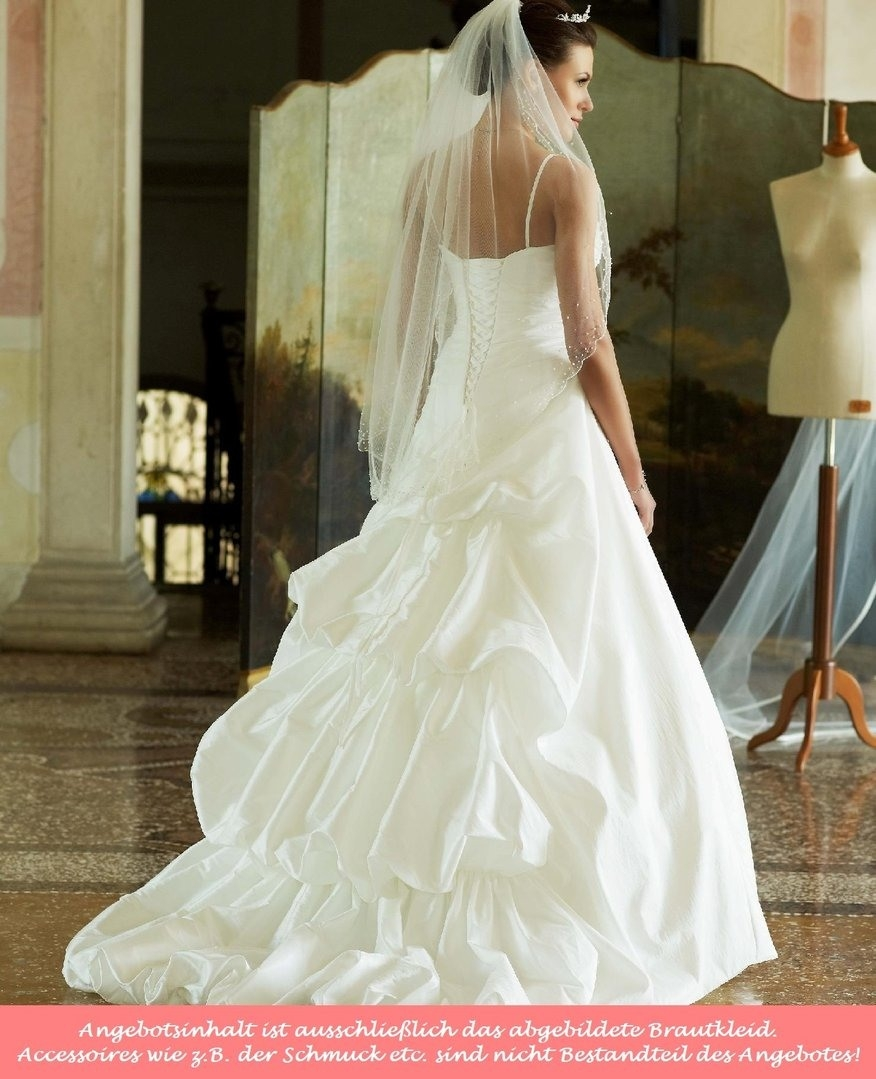 Luxus Brautkleid Mit Schleppe Boutique15 Schön Brautkleid Mit Schleppe Bester Preis