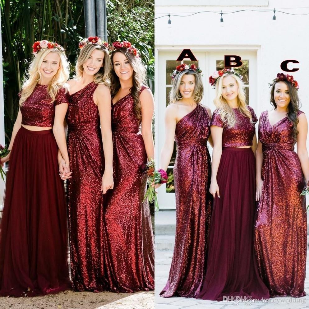 10 Einzigartig Kleid Weinrot Hochzeit DesignAbend Perfekt Kleid Weinrot Hochzeit für 2019