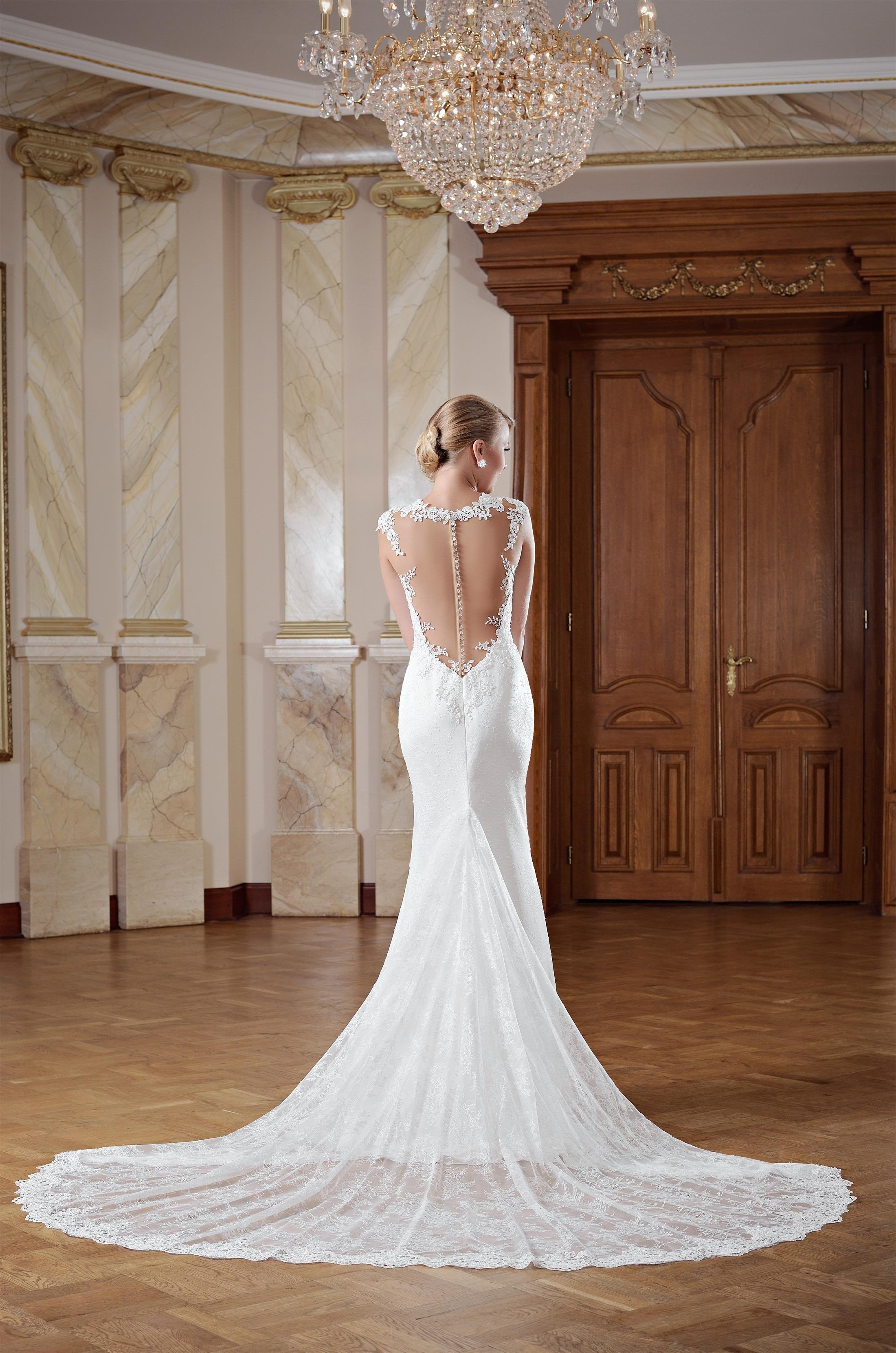 17 Einzigartig Brautkleid Mit Schleppe Boutique10 Schön Brautkleid Mit Schleppe Vertrieb