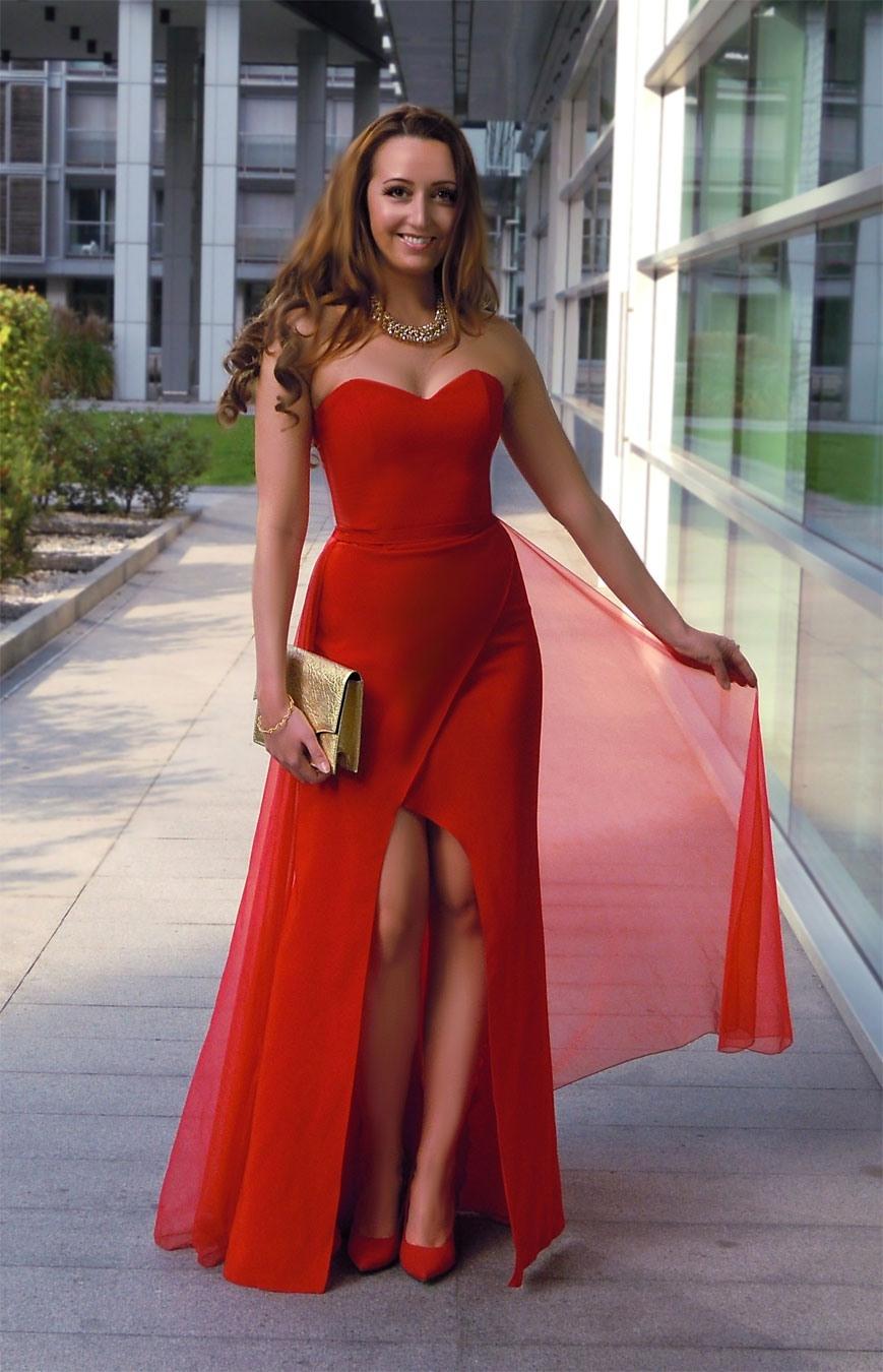 Designer Schön Rotes Abendkleid Stylish17 Schön Rotes Abendkleid Boutique
