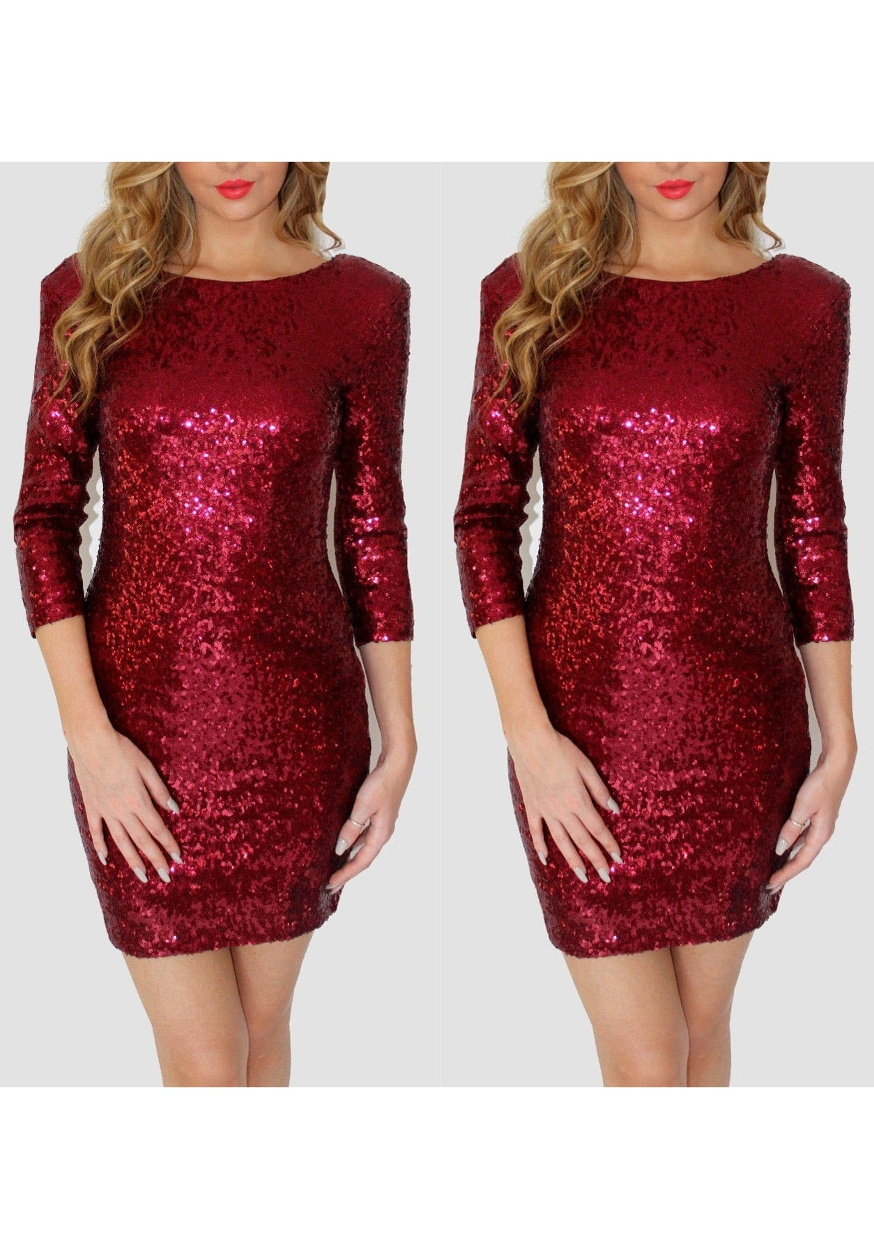 17 Genial Rotes Kleid Mit Glitzer Galerie13 Schön Rotes Kleid Mit Glitzer Spezialgebiet