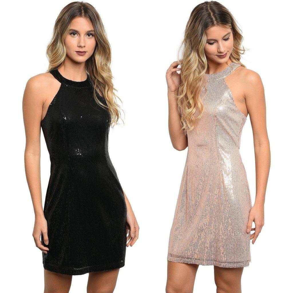 15 Leicht Pailletten Kleid Abendkleid für 201917 Schön Pailletten Kleid Abendkleid Boutique