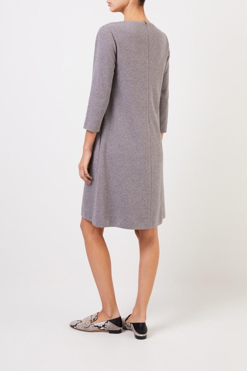15 Luxurius Kleid Grau Galerie10 Perfekt Kleid Grau Stylish