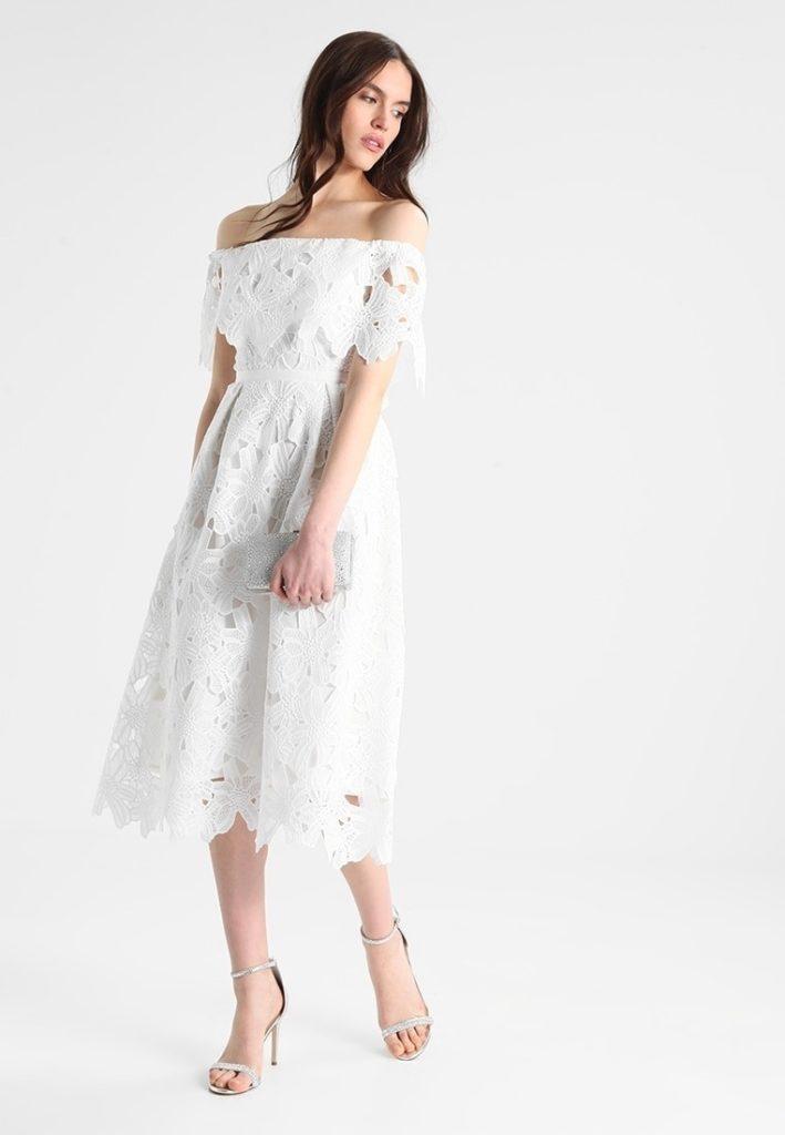 ästhetisches Aussehen am besten verkaufen große Auswahl Designer Perfekt Midi Kleider Festlich Bester Preis - Abendkleid