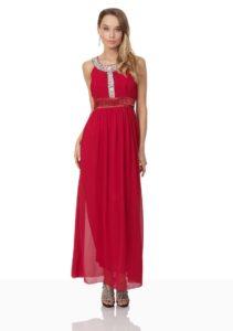 15 Top Rotes Abendkleid Bester Preis Ausgezeichnet Rotes Abendkleid Ärmel