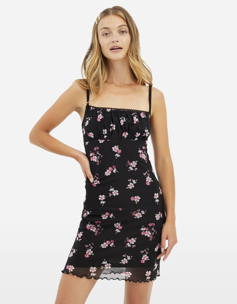 10 Großartig Kleid Mit Blumen VertriebAbend Großartig Kleid Mit Blumen Ärmel