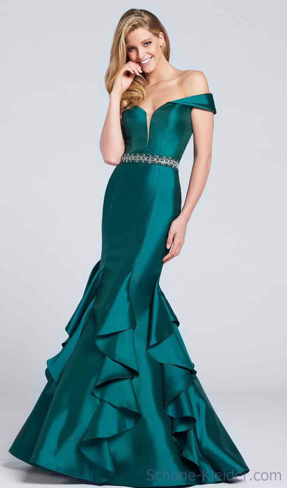 10 Cool Elegante Kleider Grün für 201915 Spektakulär Elegante Kleider Grün Galerie