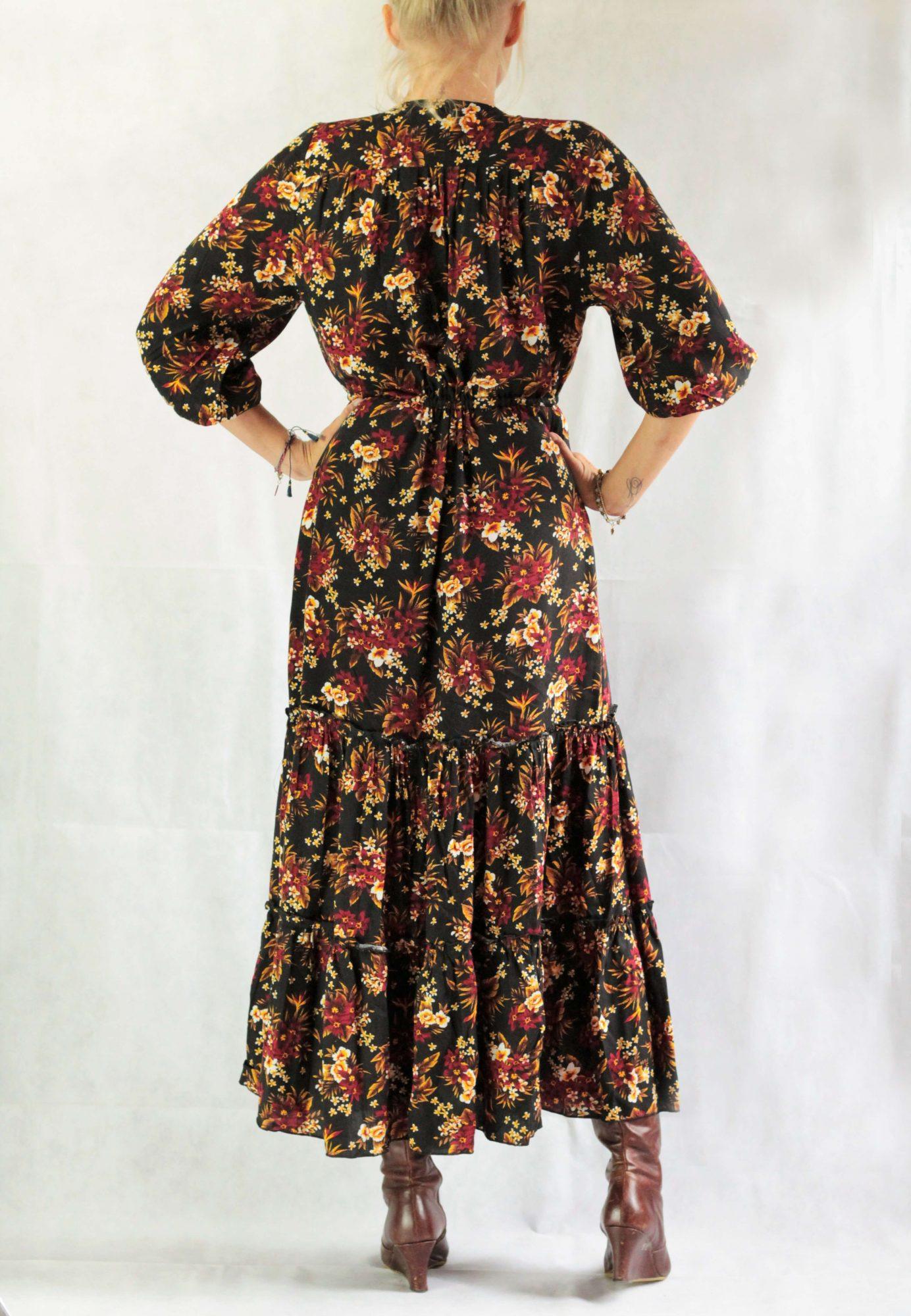 Designer Genial Kleid Mit Blumen Galerie15 Schön Kleid Mit Blumen Design