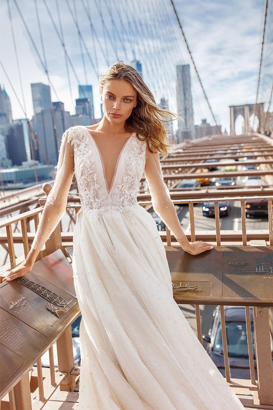 20 Leicht Brautmode Brautkleid DesignDesigner Coolste Brautmode Brautkleid Spezialgebiet
