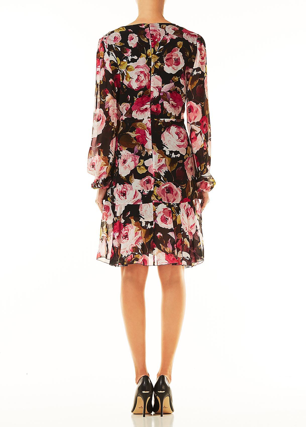 15 Einzigartig Kleid Mit Blumen für 201910 Spektakulär Kleid Mit Blumen Vertrieb