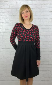 Designer Schön Damen Winterkleider für 201915 Wunderbar Damen Winterkleider Bester Preis