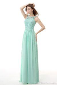 Formal Erstaunlich Kleid Mintgrün Lang Stylish13 Einfach Kleid Mintgrün Lang Vertrieb