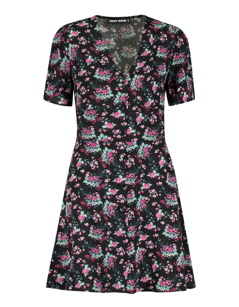 Formal Schön Kleid Mit Blumen für 2019 Schön Kleid Mit Blumen für 2019