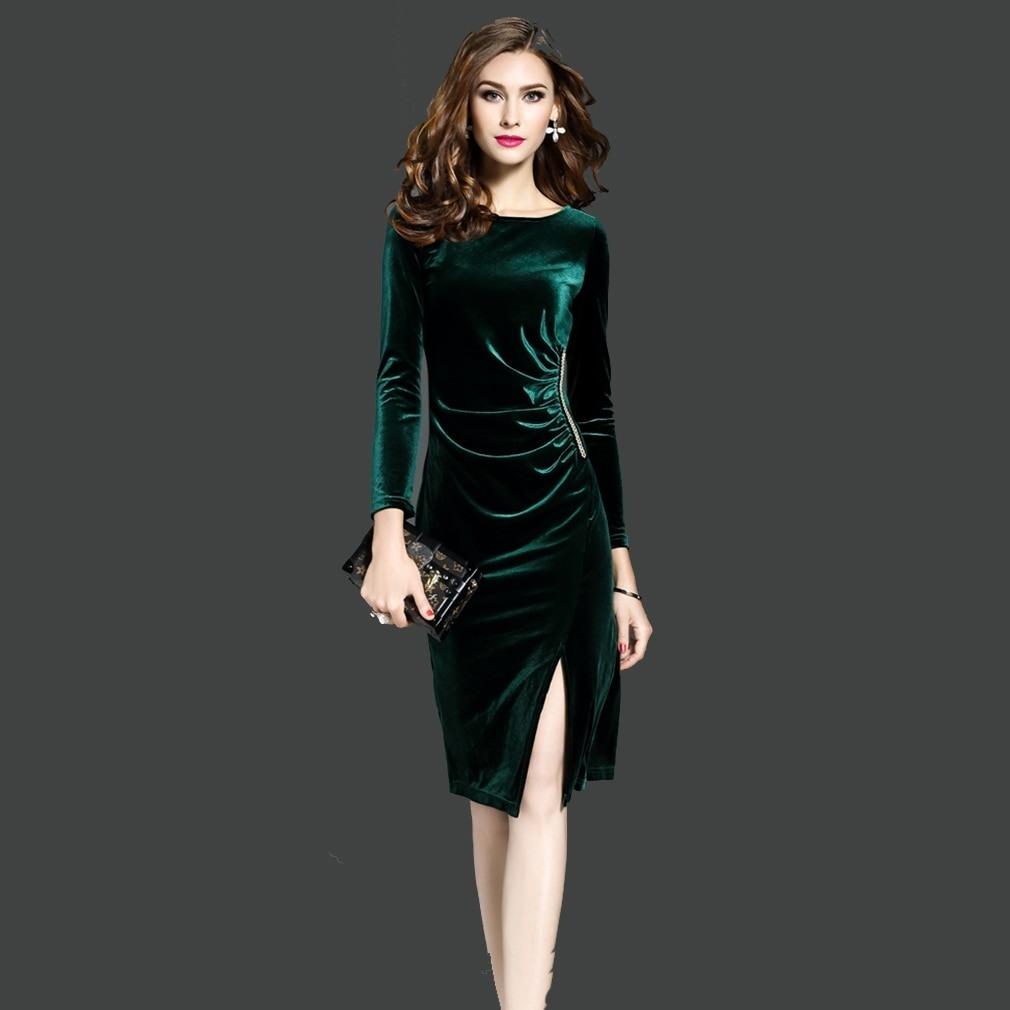 Schön Elegante Kleider Grün DesignAbend Genial Elegante Kleider Grün Spezialgebiet
