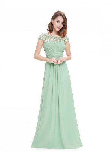 13-luxus-kleid-mintgrun-lang-armel