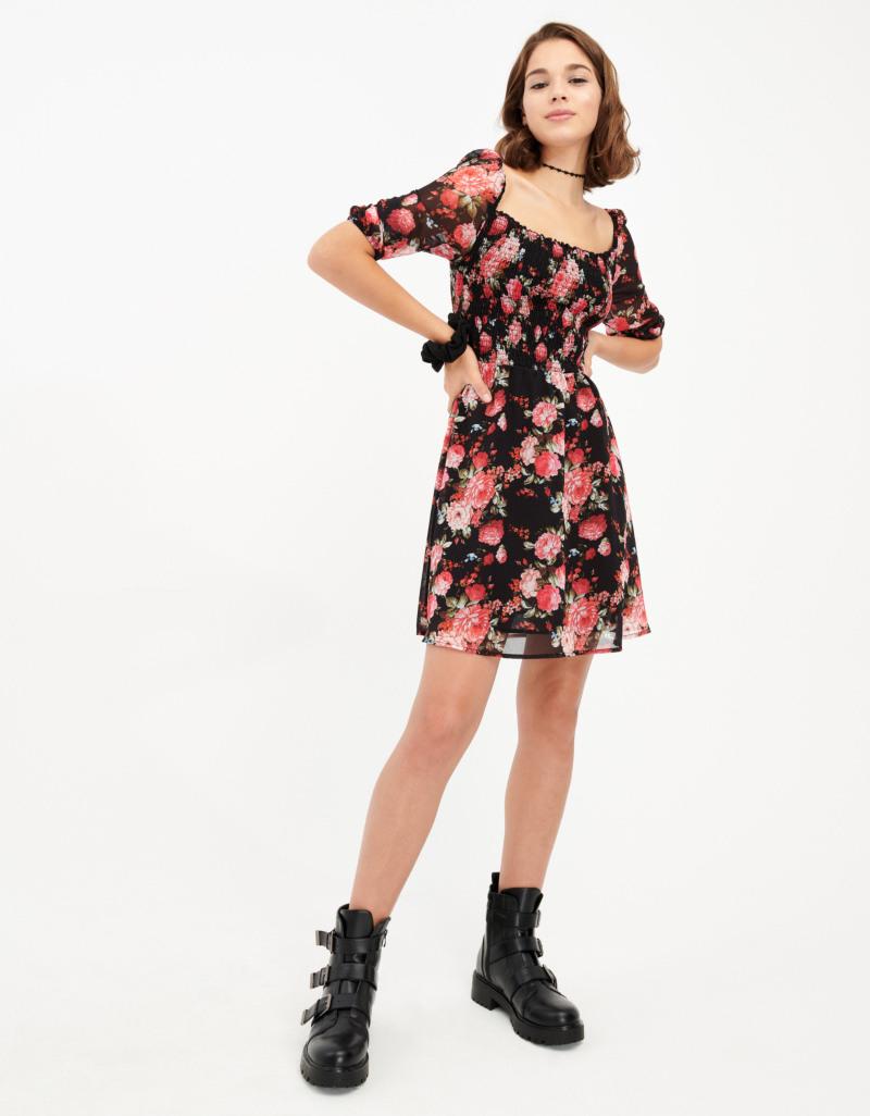 13 Genial Kleid Mit Blumen Spezialgebiet20 Elegant Kleid Mit Blumen für 2019