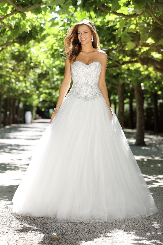 Abend Schön Brautmode Brautkleid BoutiqueDesigner Fantastisch Brautmode Brautkleid Design