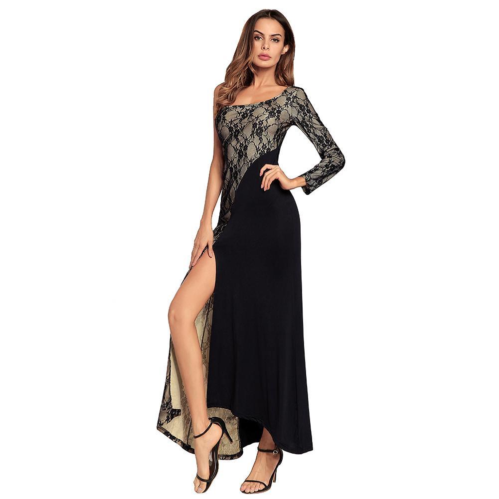 20 Einfach Kleid Spitze Langarm Bester PreisFormal Genial Kleid Spitze Langarm Stylish