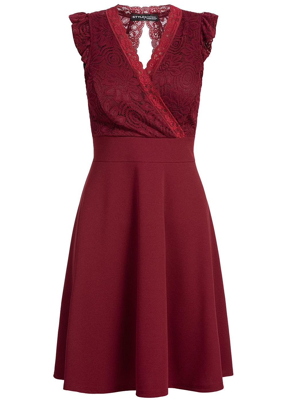 20 Coolste Bordeaux Kleid GalerieAbend Luxus Bordeaux Kleid Boutique