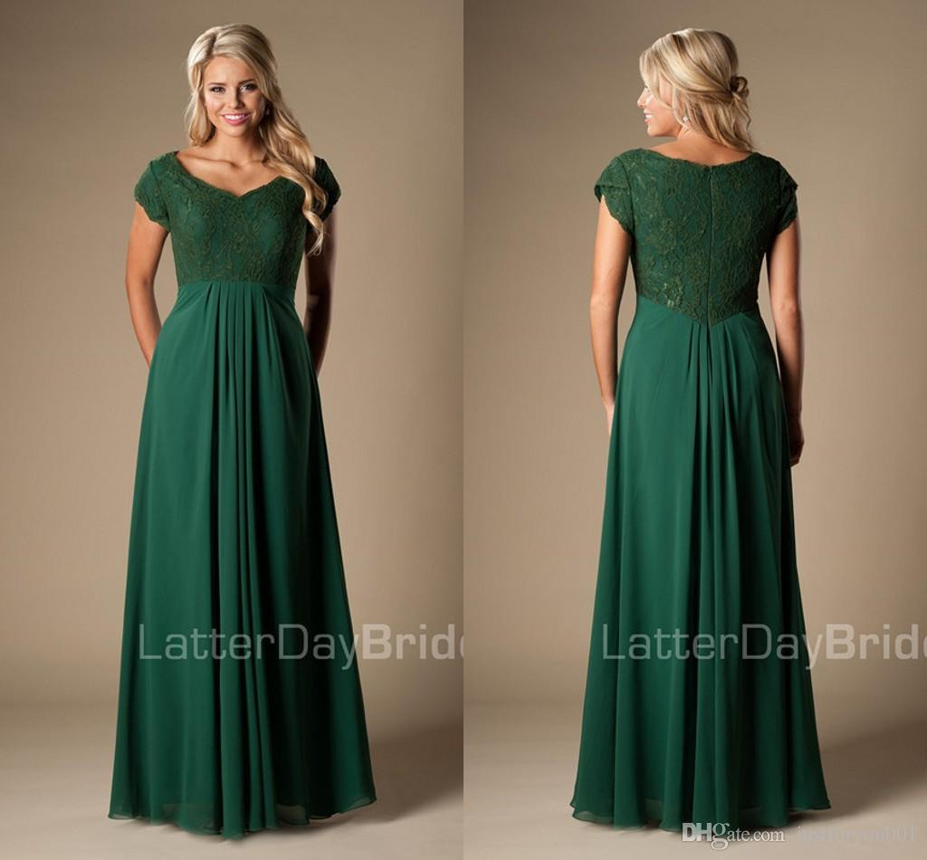 11 Leicht Kleid Lang Grün Stylish - Abendkleid