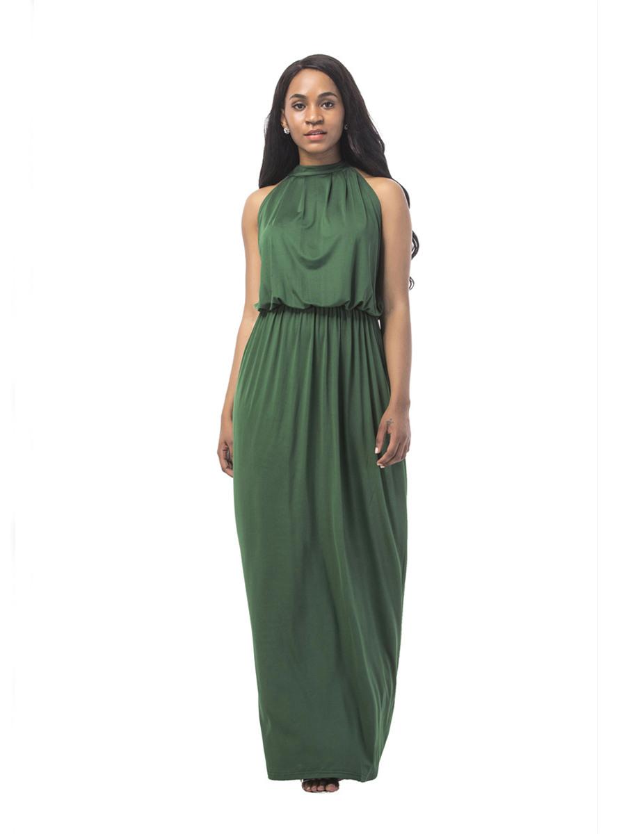 17 Wunderbar Kleid Lang Grün Ärmel10 Erstaunlich Kleid Lang Grün Spezialgebiet