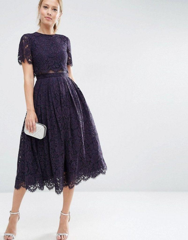 Fantastisch Kleid Festlich Midi Bester PreisDesigner Großartig Kleid Festlich Midi Design
