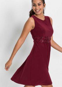 17 Genial Bordeaux Kleid Ärmel10 Einzigartig Bordeaux Kleid für 2019