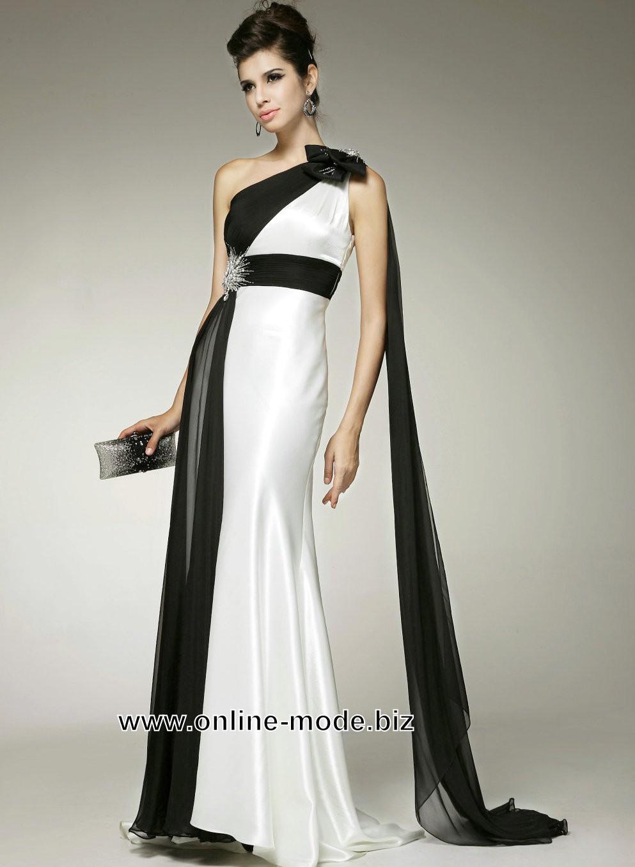 Abend Erstaunlich Abendkleider In Weiß DesignFormal Schön Abendkleider In Weiß Ärmel