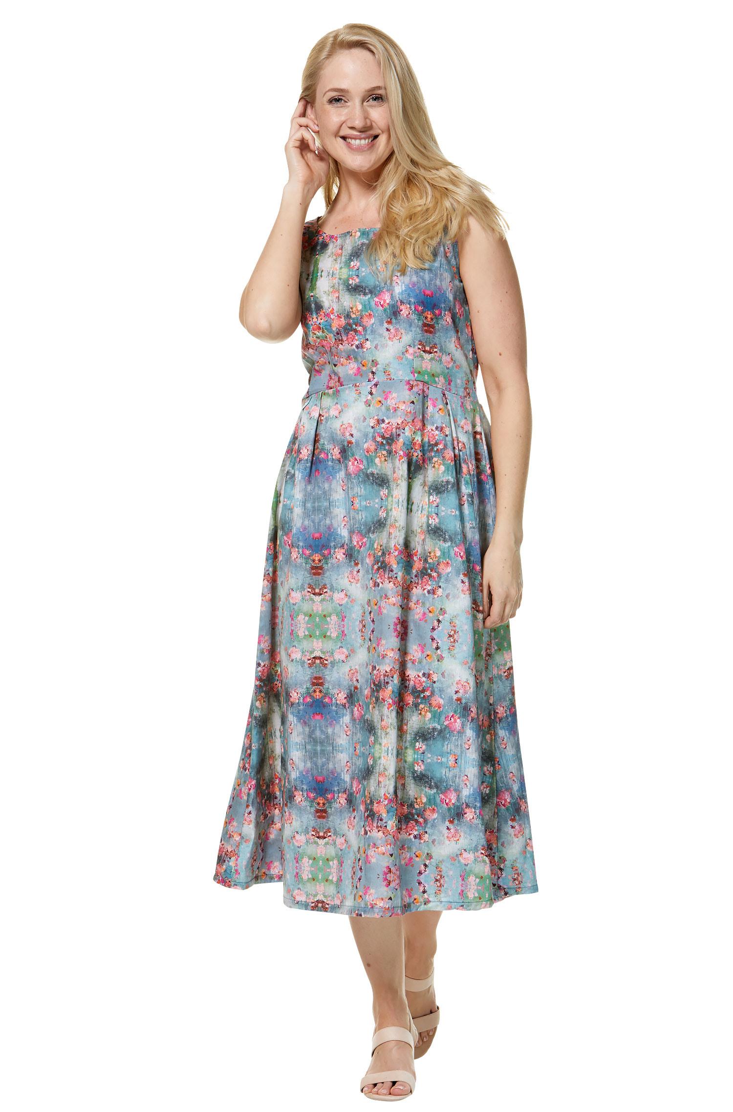 Designer Luxurius Kleider Midi Sommer Bester Preis17 Fantastisch Kleider Midi Sommer Ärmel