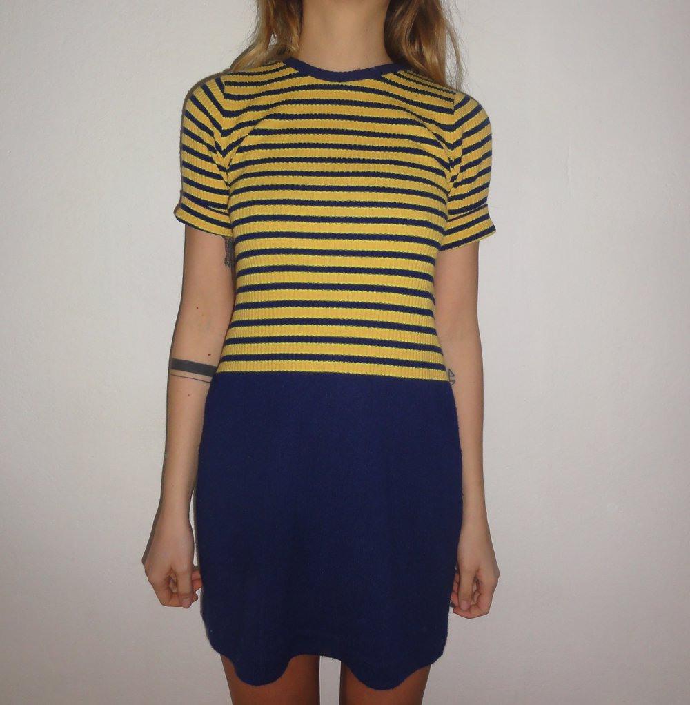 Formal Spektakulär Kleid Gelb Blau Galerie10 Ausgezeichnet Kleid Gelb Blau Vertrieb
