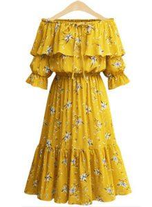 10 Luxurius Kleider Midi Sommer Bester Preis17 Schön Kleider Midi Sommer Galerie