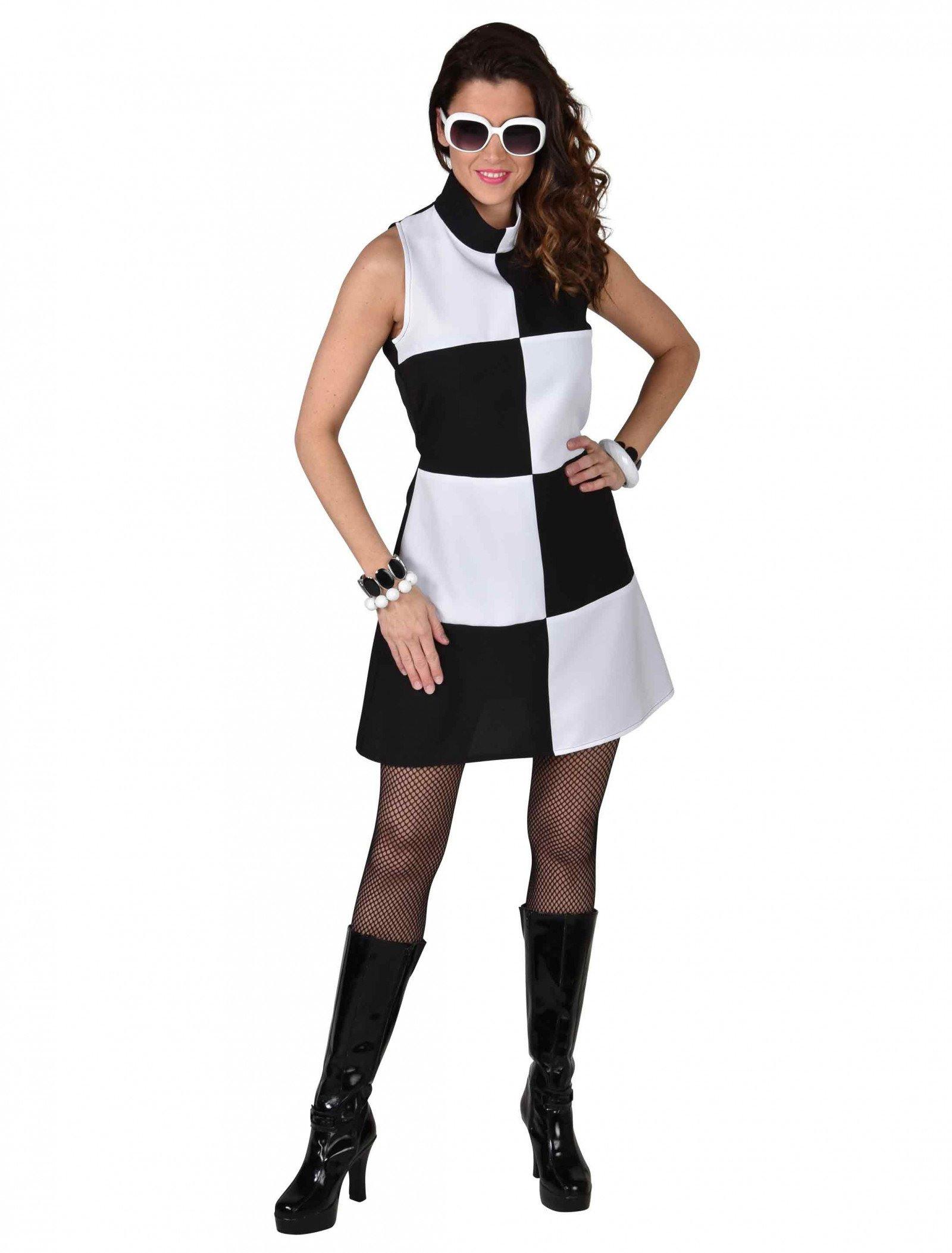 15 Einzigartig Kleid Schwarz Weiß DesignDesigner Perfekt Kleid Schwarz Weiß Stylish