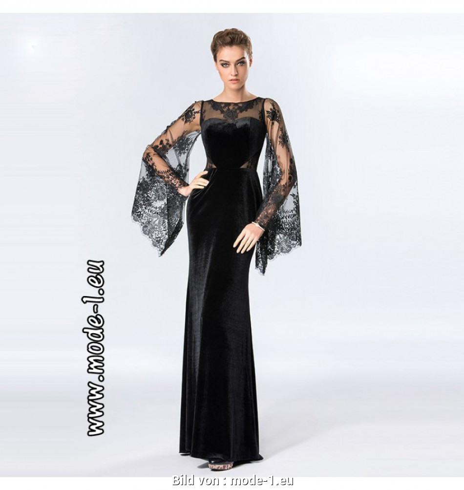 Formal Schön Abendkleid Schwarz Lang Spezialgebiet17 Wunderbar Abendkleid Schwarz Lang Spezialgebiet